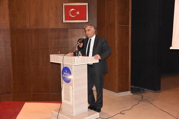 Iğdır İl Milli eğitim müdürü Hakan Gönen başkanlığında  İl,ilçe yöneticileri ve okul müdürleri ile