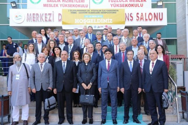 20. Yüzyılın ilk Yarısında Türk-Ermeni İlişkileri Sempozyumu Sonuç Bildirgesi: