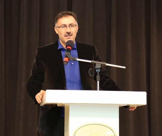 AK PARTİ İL BAŞKANI AV.AHMET TUTULMAZ İSTİFA ETTİ