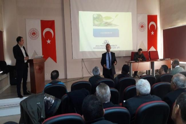Kars-Iğdır-Aralık Dilucu Demiryolu Projesi Halk Toplantısı Yapıldı