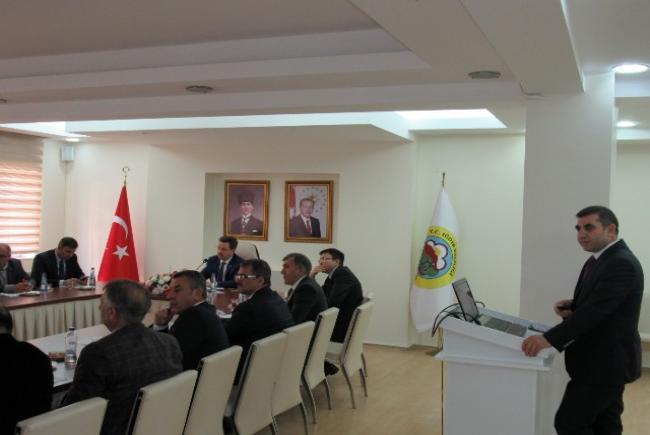 İl İstihdam Ve Mesleki Eğitim Kurulunun 2020 Yılı İlk Toplantısı Yapıldı.