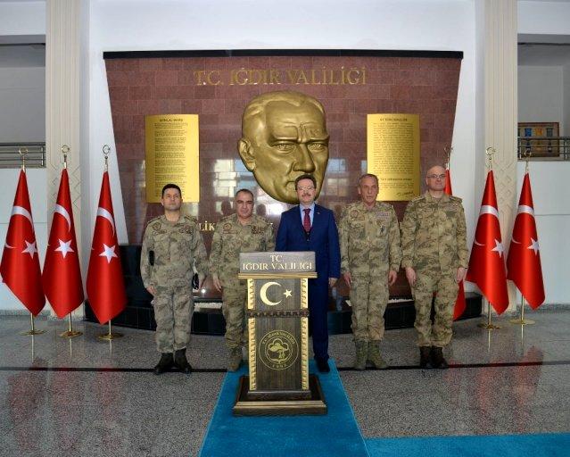 Jandarma Denetleme ve Değerlendirme Başkanı Tümgeneral Halis Zafer Koç