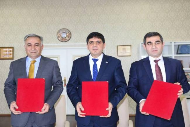 Üniversite ile MEM, İŞKUR'la Mesleki Eğitim Kursu Protokolü İmzaladı