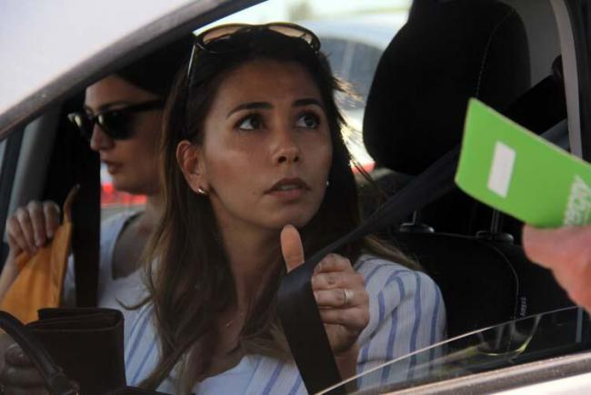 Trafik denetimlerinde 1 ayda 80.673 TL Trafik İdari Para Cezası