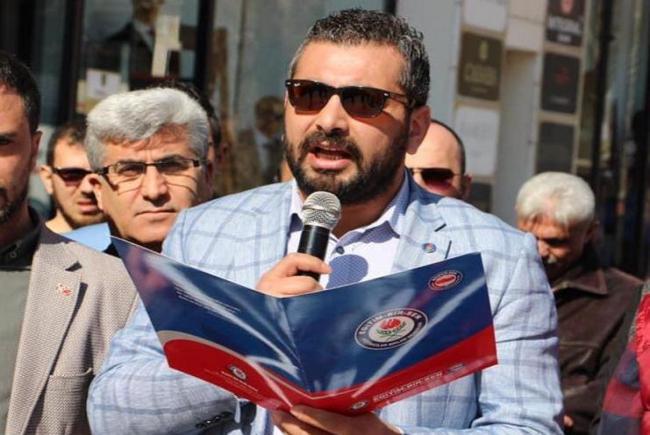 Memur-Sen ve Eğitim-Bir-Sen Iğdır Şube Başkanı Erkan Çiğdem,  18 Mart Çanakkale Deniz Zaferi ile