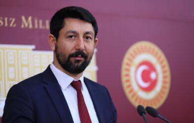 MİLLETVEKİLİ DR.HABİP EKSİK'TEN AÇIKLAMA