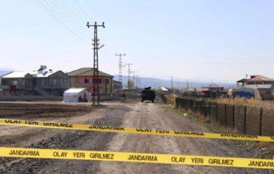 Iğdır'ın Bir Beldesindeki Sokak Karantinaya Alındı