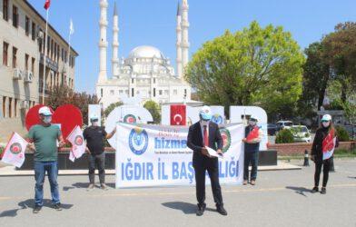 Hak-İş Iğdır Temsilciliğinden 1 Mayıs açıklaması