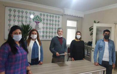 HDP Iğdır İl Örgütünden 1 Mayıs Açıklaması