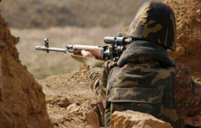 Saldırgan Ermenistan bir kez daha Azerbaycan'a karşı  provakasyon