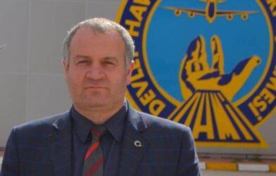 ASİMDER Genel Başkanı Göksel Gülbey'in Tayini Iğdır'a