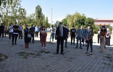 Milli Eğitim Müdürü Hakan Gönen Ortaöğretim İl Zümresi Toplantısına Katıldı.