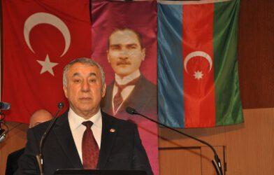 """SERDAR ÜNSAL'DAN """"MİLLİYET GAZETESİ AZERBAYCAN'DAN ÖZÜR DİLEMELİDİR."""""""