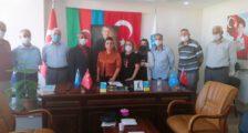 İYİ PARTİ IĞDIR İL TEŞKİLATINDAN AZERBAYCAN'A DESTEK AÇIKLAMASI