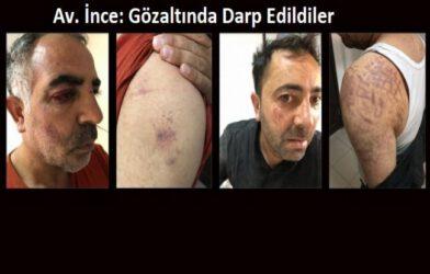 Halis Güney İle İsa Sefa Edirne'de Gözaltına Alındılar