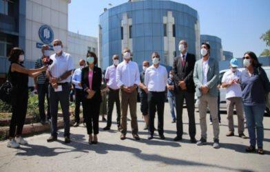 Vekil Eksik: İnsan Sağlığı Tweet İle Olmaz, Hastaneleri Açın