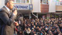 Iğdır Belediye Başkanı Yaşar Akkuş Dün Mahkemeye Çıktı