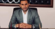 Hoşhaber Belediye BaşkanıAhmet Karasu Facebook Üzerinden HDP'den İstifa Etti