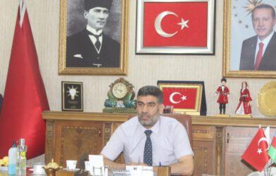 AK Parti Iğdır İl başkanı Ali Kemal AYAZ'ın Covid-19 testi pozitif çıktı.