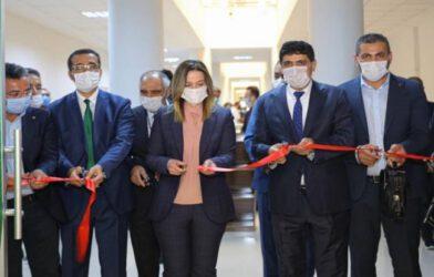 Otel, Lokanta ve İkram Hizmetleri Uygulama Mutfağı Açılışı Yapıldı