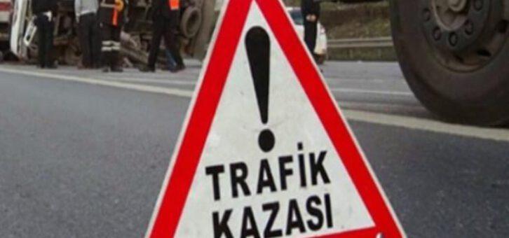 AĞRI VE IĞDIR'DA TRAFİK KAZALARI