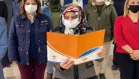 Ak Parti İl Kadın Kolları: Kadına Karşı Şiddet Turuncu Çizgimdir
