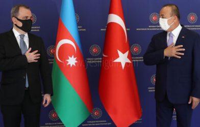 AZERBAYCAN -TÜRKİYE ARASINDA PASAPORT KALKIYOR