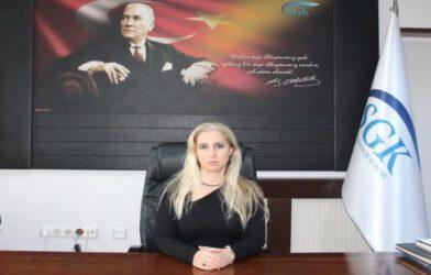 İl Müdürü Birsen Dursun: SGK Prim Yapılandırması Başladı