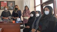 """CHP İl Kadın Kollarından """"YaşamHak Projesi"""" Tanıtım Toplantısı"""