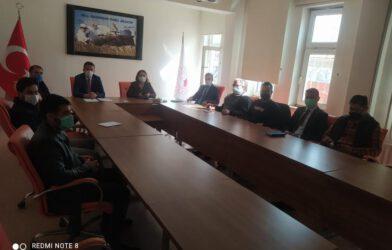 Kars, Ardahan, Iğdır Bölgesi Veteriner Hekimleri Odası Yönetim Kurulu