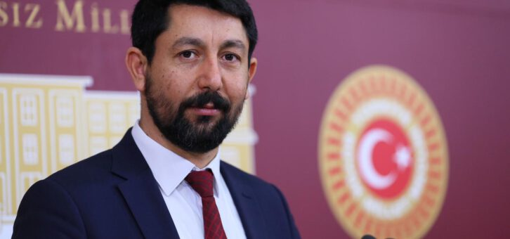 MİLLETVEKİLİ DR HABİP EKSİK'TEN ÖNERGE