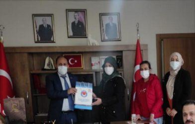 Şehit Gazi Tüm Kamu Çalışanları Sendikaları Konfederasyonu Olarak MHP İl Teşkilatını