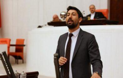 Vekil Eksik, Adalet Bakanına Hasta Tutuklu Emin Aladağ'ı Sordu