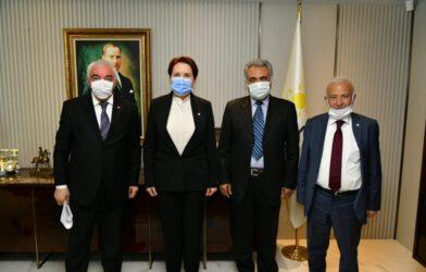 İYİ PARTİ İl Başkanı Fuat Ata, Ankara İzlenimlerini anlattı