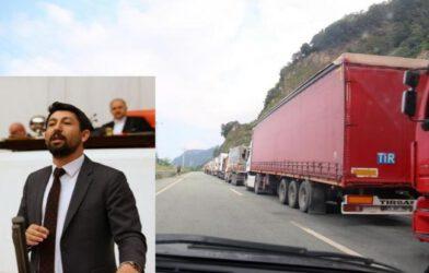 Sınır Ticareti Yapan Nakliyecilerin Sorunları Meclis Gündeminde