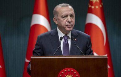 Cumhurbaşkanı Sayın Erdoğan açıkladı: 17 Mayıs'a kadar tam kapanmaya geçiliyor