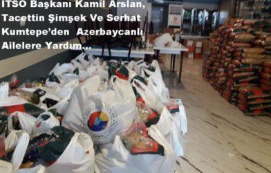 Iğdırlılar Azerbaycanlı Ailelere Yardım Ediyor…