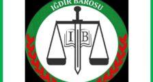 Iğdır Baro Başkanı Serkan Alakan'dan Deniz Poyraz Açıklaması