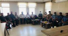 Iğdır Barosu Heyetinden HDP'ye Taziye Ziyareti