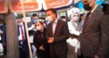 ALİ BABACAN ISPARTA PAZARINI ZİYARET ETTİ''ÜRETİCİ BİTERSE BU ÜLKE BİTER''